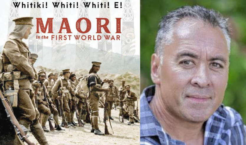 Ngati Porou Historian launches his new book